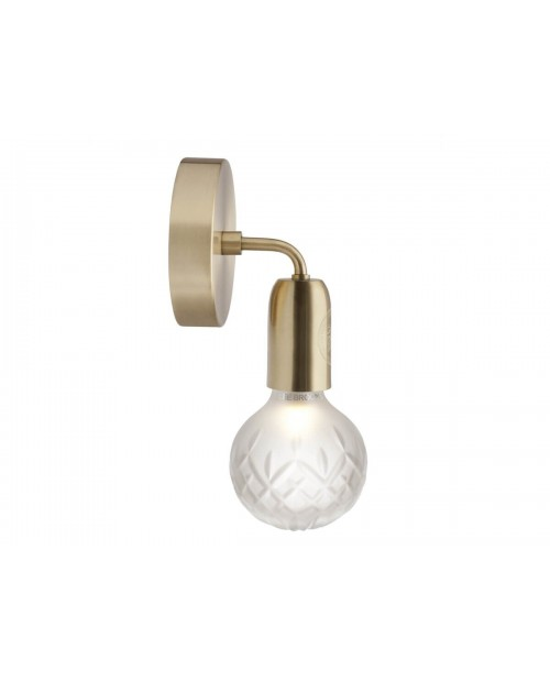 Lee Broom Crystal Bulb Wall Lamp